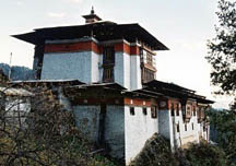 Bhutanese Architectural Tour